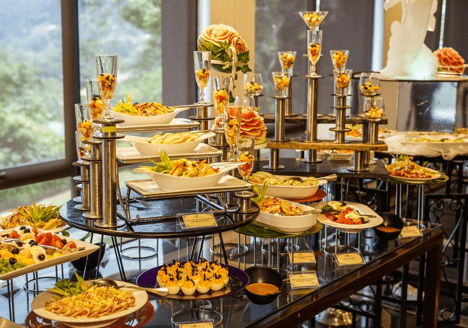 Evenement Entreprise Professionnel Sweet Table Gourmande Reception Buffet