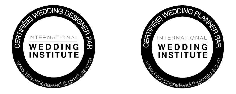 certifications wedding institute